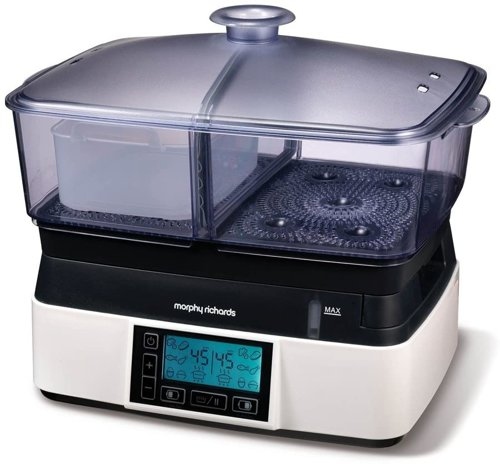 Parowar MORPHY RICHARDS IntelliSteam 48775